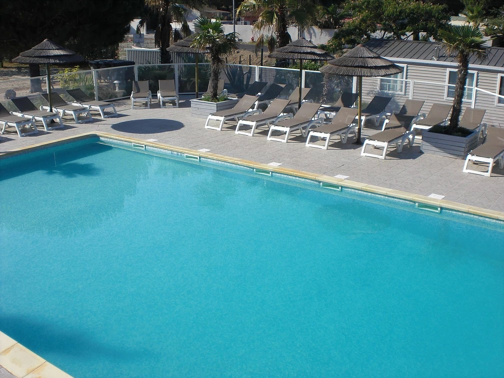 Camping avec piscine au Cap d'Agde