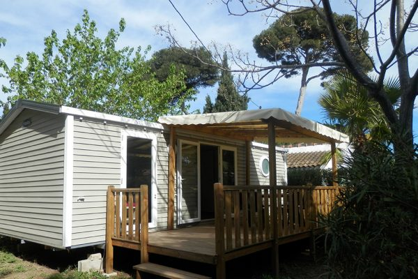 Mobil-home Confort plus 2 chambres