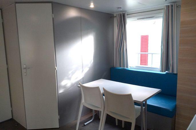 Séjour Mobil-home Confort 2 chambres