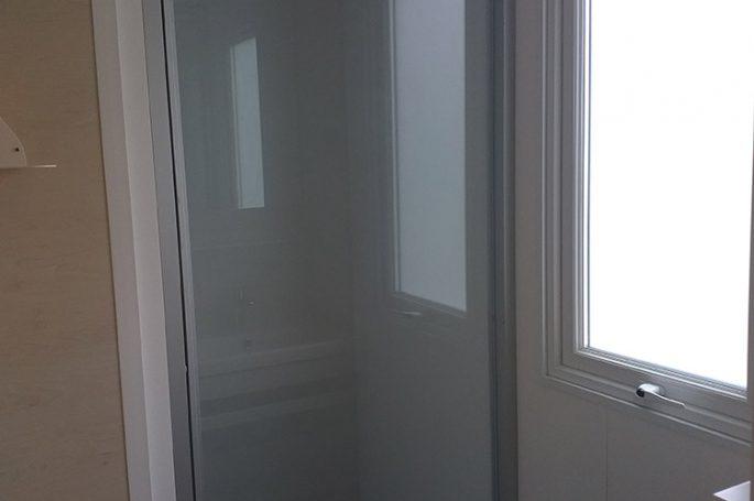 Salle de bain du Mobil-home Premium 2 chambres 4 personnes